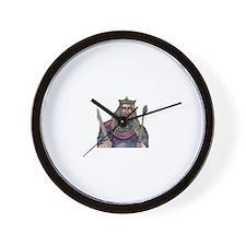 Funny Merlin Wall Clock