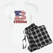 b strong(blk) Pajamas