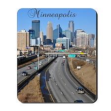 Minneapolis_7.355X9.45_iPadCase_Downtown Mousepad
