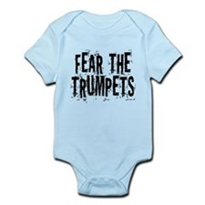 Fear The Trumpets Infant Bodysuit
