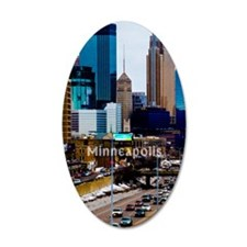 Minneapolis_2.4X4.9_iPhone5C Wall Decal
