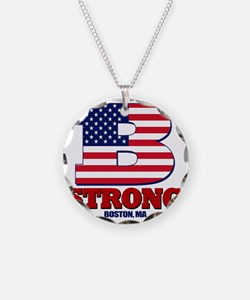 b strong Necklace