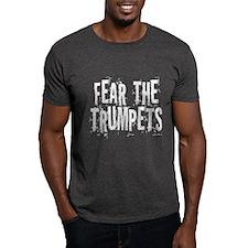 Funny Trumpet Dark T-Shirt