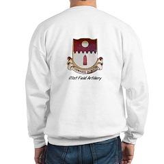 Sweatshirt w/ 171st Crest