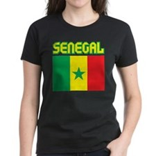 Senegal Flag Tee