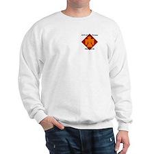 Sweatshirt w/ WWII Campaigns