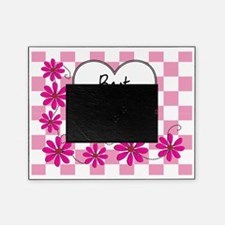 Best Oma Pink daisies Picture Frame