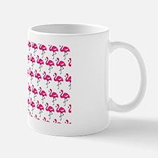 Flamingos Marching Mug