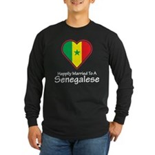 Happily Married Senegalese T