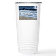 Ocean Beach Rocks Cape  Travel Mug