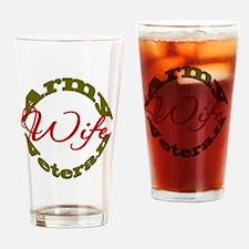 CUSTOM for Megan Drinking Glass