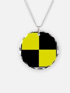 Nautical Flag Code Lima Necklace