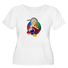 Beach Ferret T-Shirt