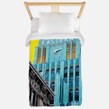 Historic Downtown Los Angeles Twin Duvet