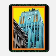 Historic Downtown Los Angeles Mousepad