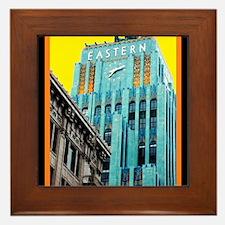 Historic Downtown Los Angeles Framed Tile
