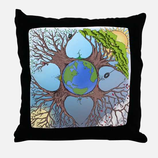 All Deluxe All the Time 2013 Throw Pillow
