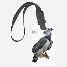 Harpy Eagle Luggage Tag