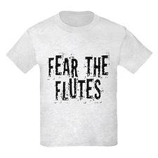 Funny Flute Kids Light T-Shirt