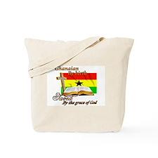 Ghanaian Christian Tote Bag