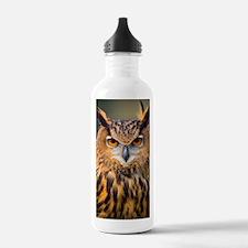 Eagle Owl Water Bottle