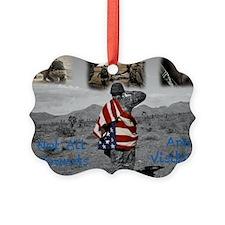 PTSD. Ornament
