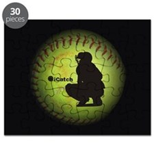 iCatch Fastpitch Softball Puzzle