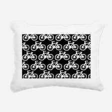 Bike Rectangular Canvas Pillow