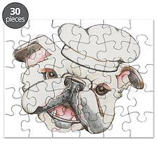 Bulldog Chef Puzzle