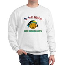Made in America with Bahamian parts Sweatshirt