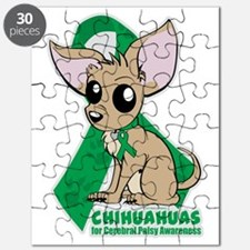 Chihuahuas for Cerebral Palsy Puzzle