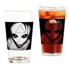 DEVINE Drinking Glass