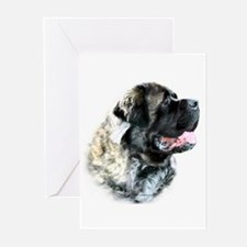 Fluffy 7 Greeting Cards (Pk of 10)