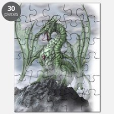 Misty allover Puzzle