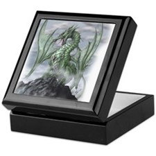Misty allover Keepsake Box