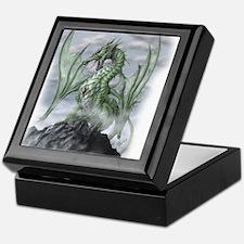 Misty allover Keepsake Box