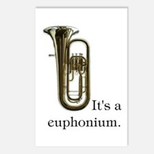 It's a Euphonium Postcards (Package of 8)