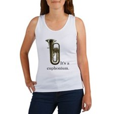 It's a Euphonium Women's Tank Top