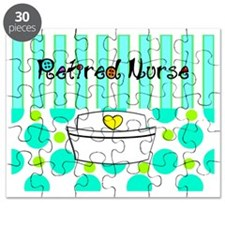 Retired nurse official blanket 2 Puzzle