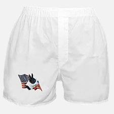 Boston Flag Boxer Shorts