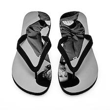 George A. Custer Flip Flops