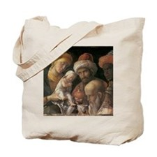 Andrea Mantegna Adoration Of The Magi Tote Bag