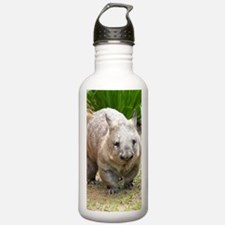 Common wombat - vombat Water Bottle