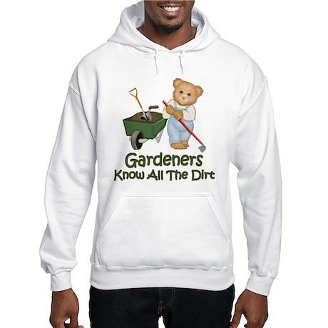 Garden Tips #1 Hooded Sweatshirt