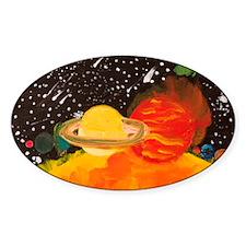 Solar System 2003 Decal