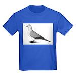 Ringneck Dove Standard Kids Dark T-Shirt