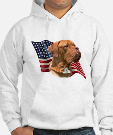 Dogue Flag Hoodie