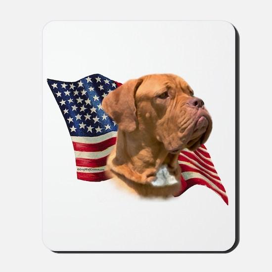 Dogue Flag Mousepad