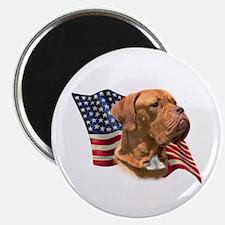 Dogue Flag Magnet