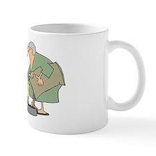 Cat Lady Small Mug